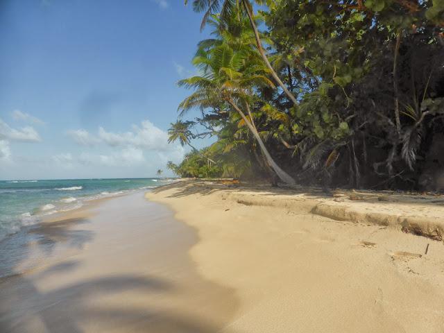 la piu' piccola delle due Corn Islands: islita