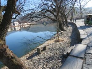 Hongcun: Lago Meridionale (南湖 Nan Hu)